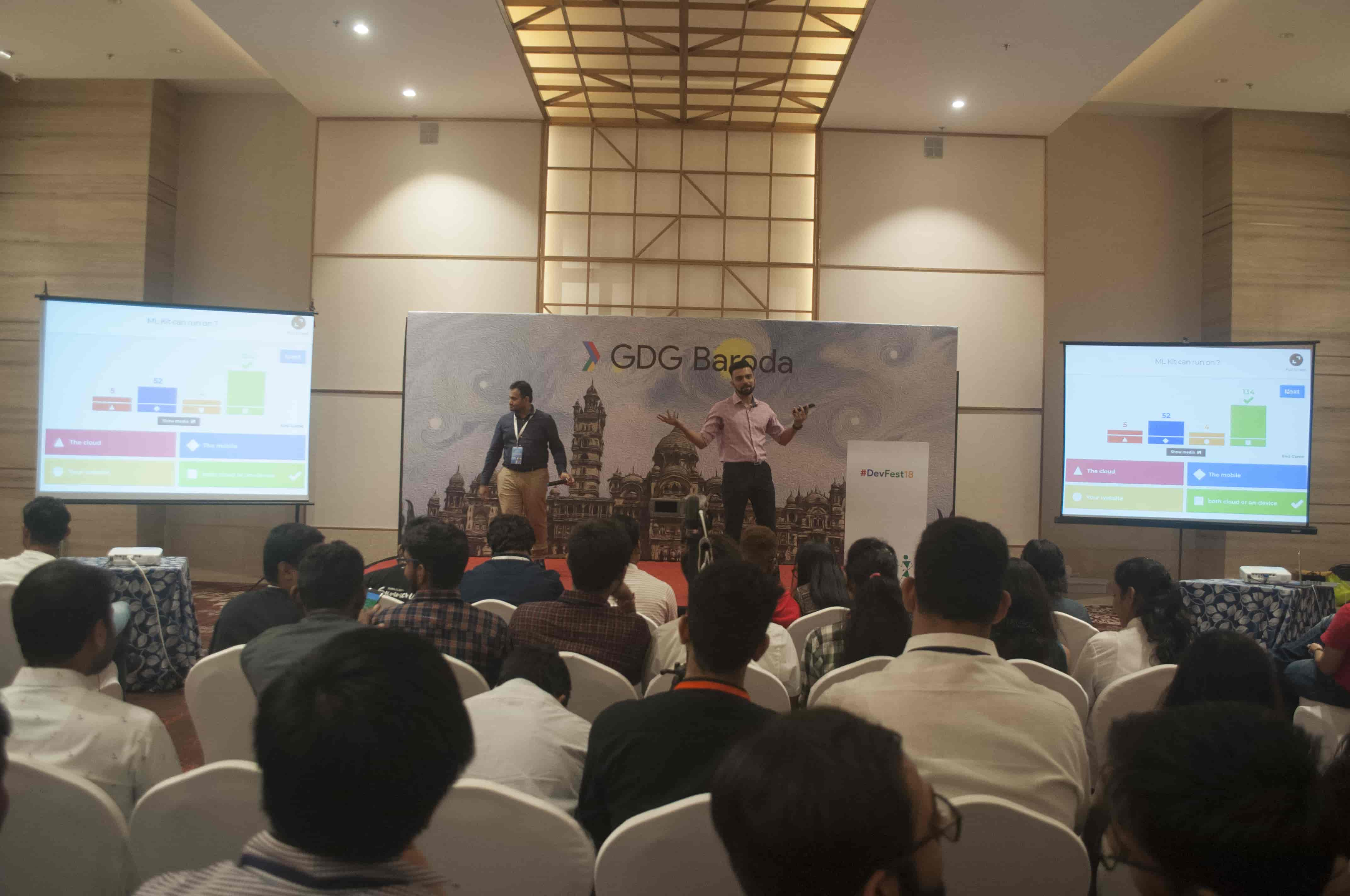 GDG Baroda | An open-for-all and diverse developer community